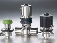 NovAseptic tank bottom and bioprocess valves